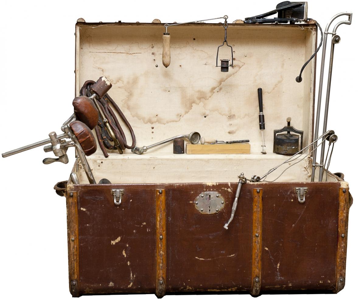 En koffert – ett liv