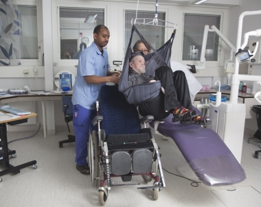 Ett lyft för äldretandvården
