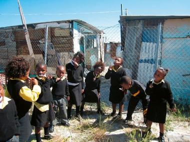 Lyckad satsning i Kapstaden
