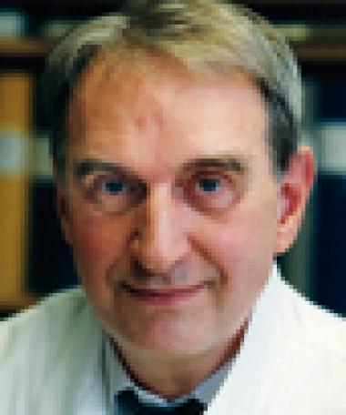 Lars Frithiof hedras med förtjänstmedalj