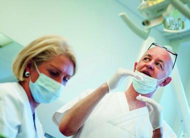 Delegering –bra för teamet och patienterna