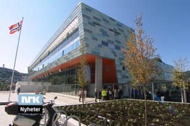 Norsk glädje över nytt odontologihus