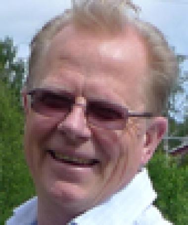 Anders Berglund programansvarig i Umeå