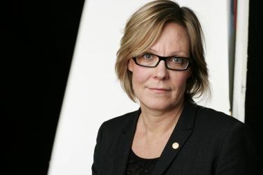 Gunilla Klingberg blir professor i Malmö