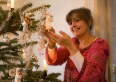 Dockorna gör julen