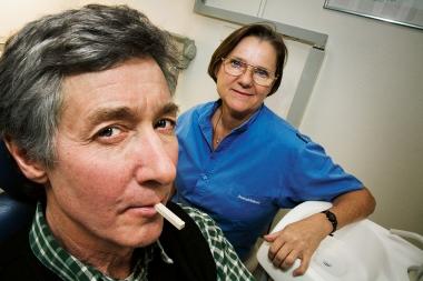Tinnitus. Tandläkaren kan hjälpa