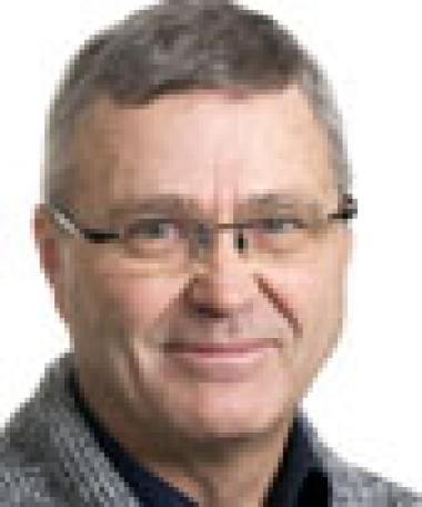 Christer Slotte prisad