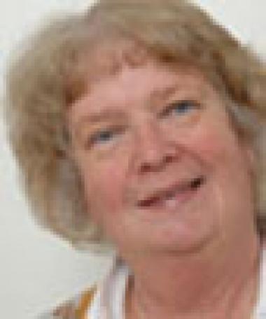 Diplom till Ingrid Nyman