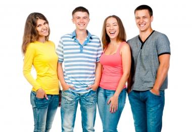Mer än var fjärde ung vuxen har tandslitage