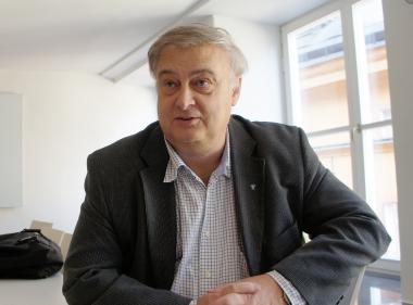 Kenth Nilsson slutar som TT-ordförande