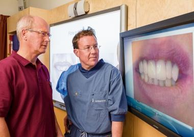 Snyggt bett mer än vackra tänder
