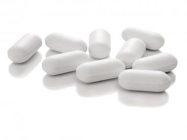 Antibiotika tas snabbt upp i tänderna