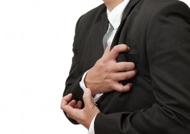 Parodontit mer än dubbelt så vanligt vid hjärtinfarkt