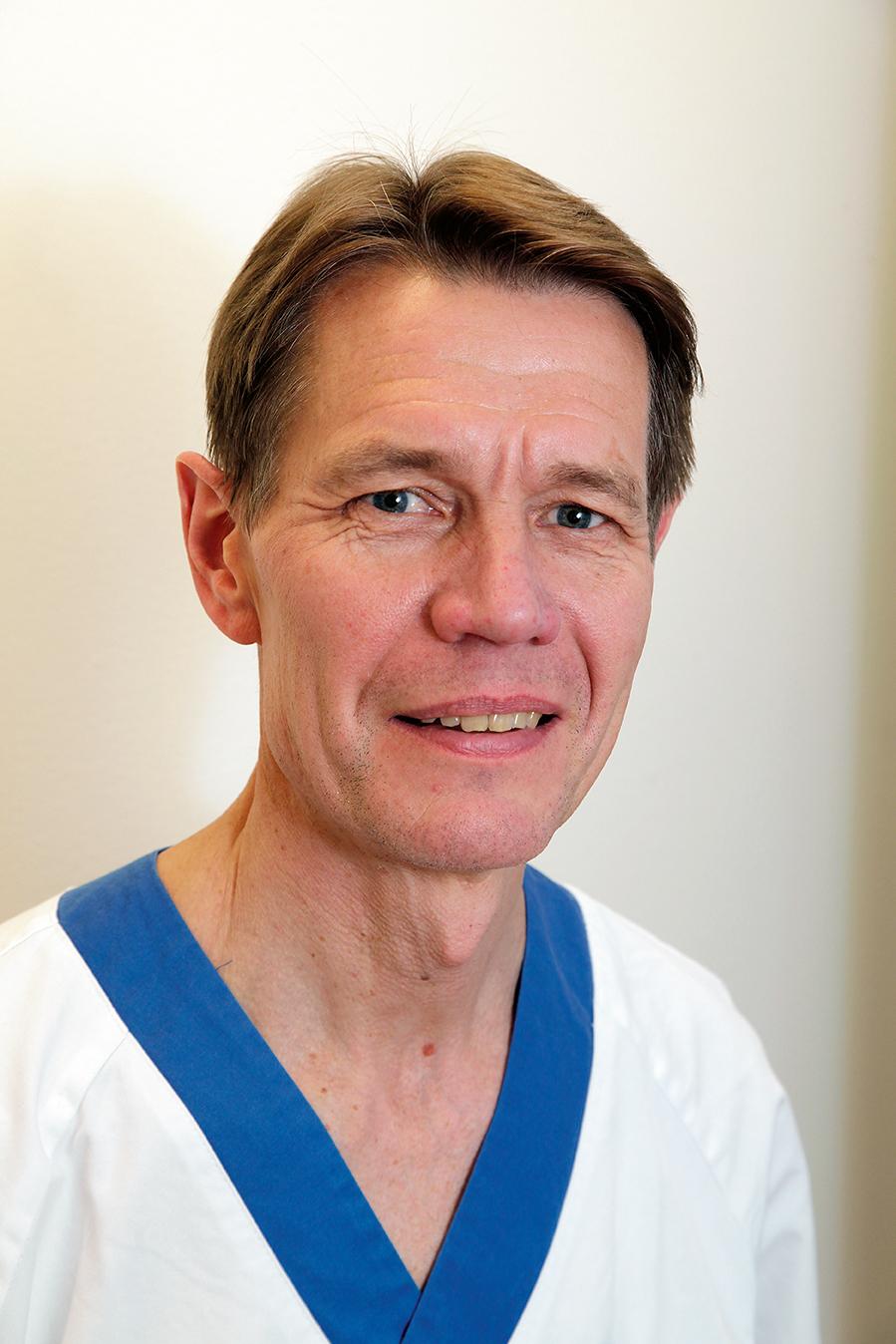 Torbjörn Lång, allmäntandläkare nischad i protetik