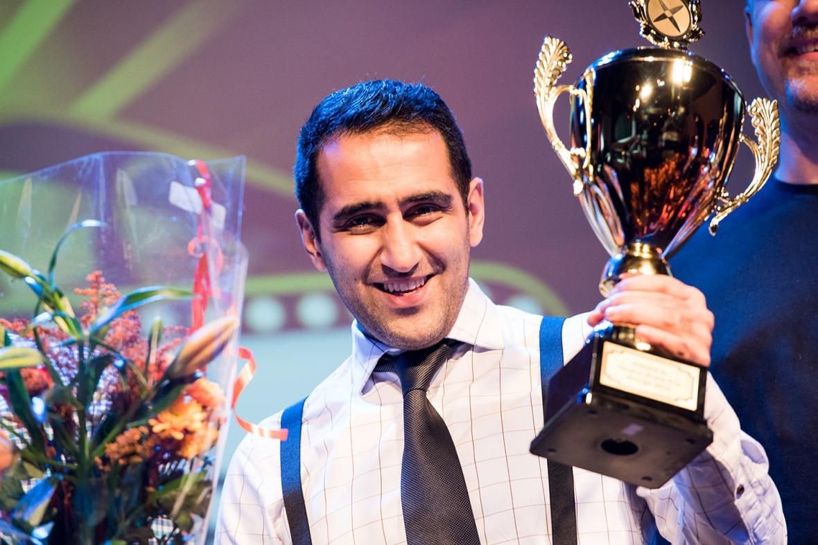 Tandläkare tog hem segern i Forskar Grand Prix