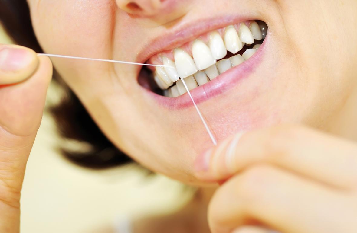 Många googlade på tandtråd under 2014