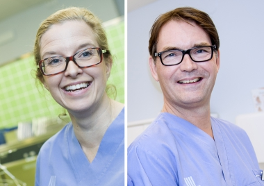 Två tandläkare prisas för patientsäkerhetsarbete