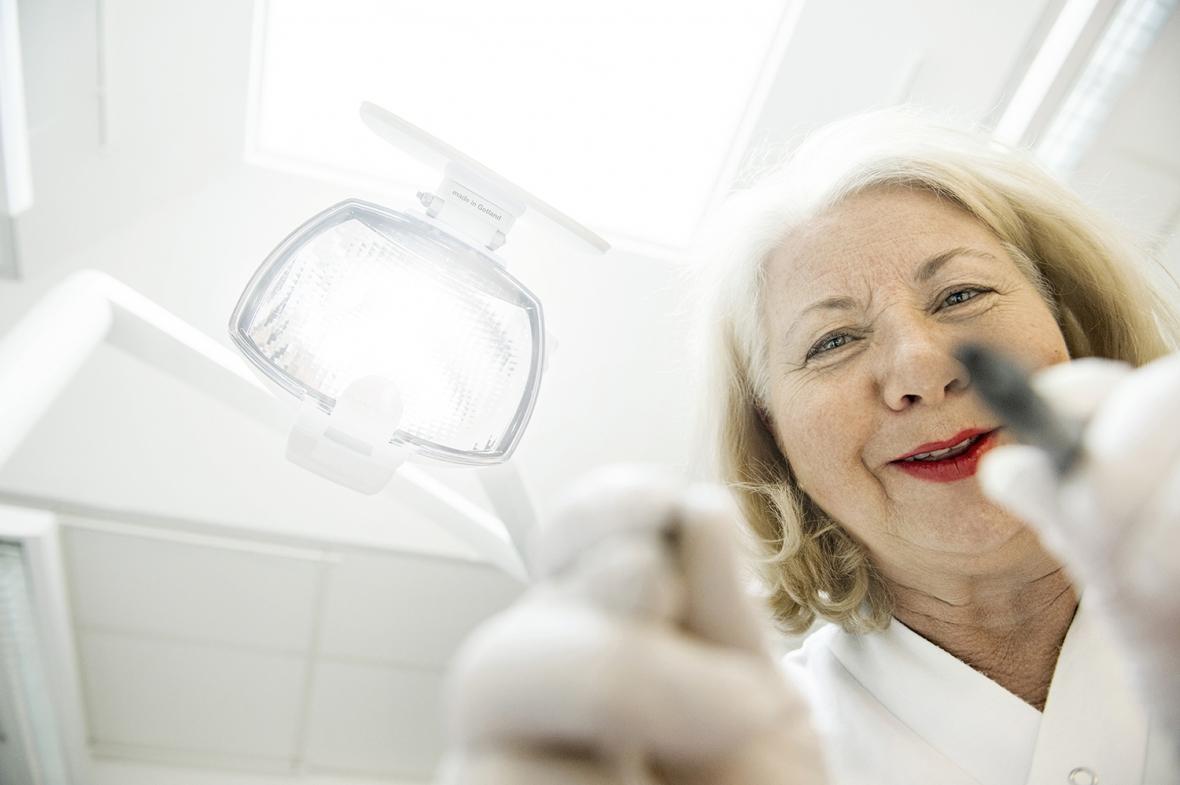 Odontologisk lösning på medicinskt problem