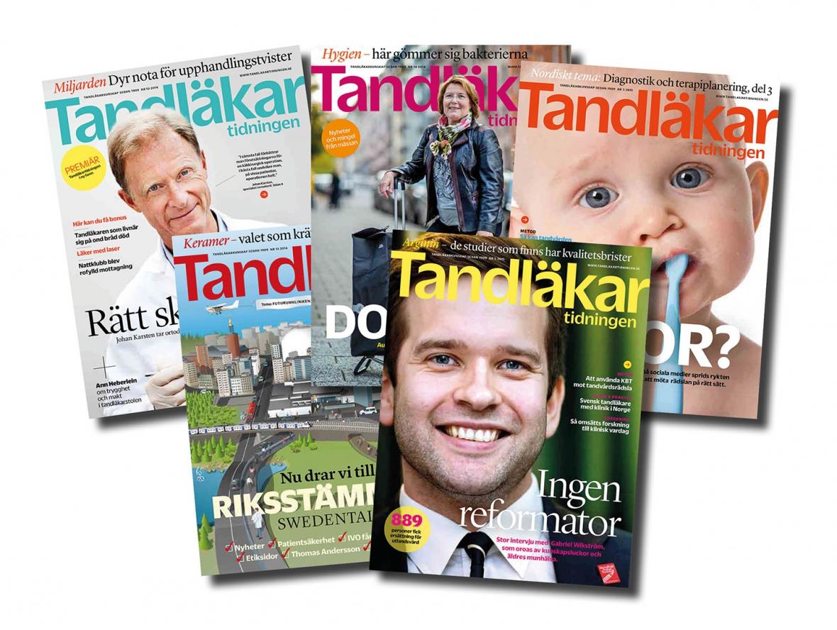 Ny vinstchans för Tandläkartidningen