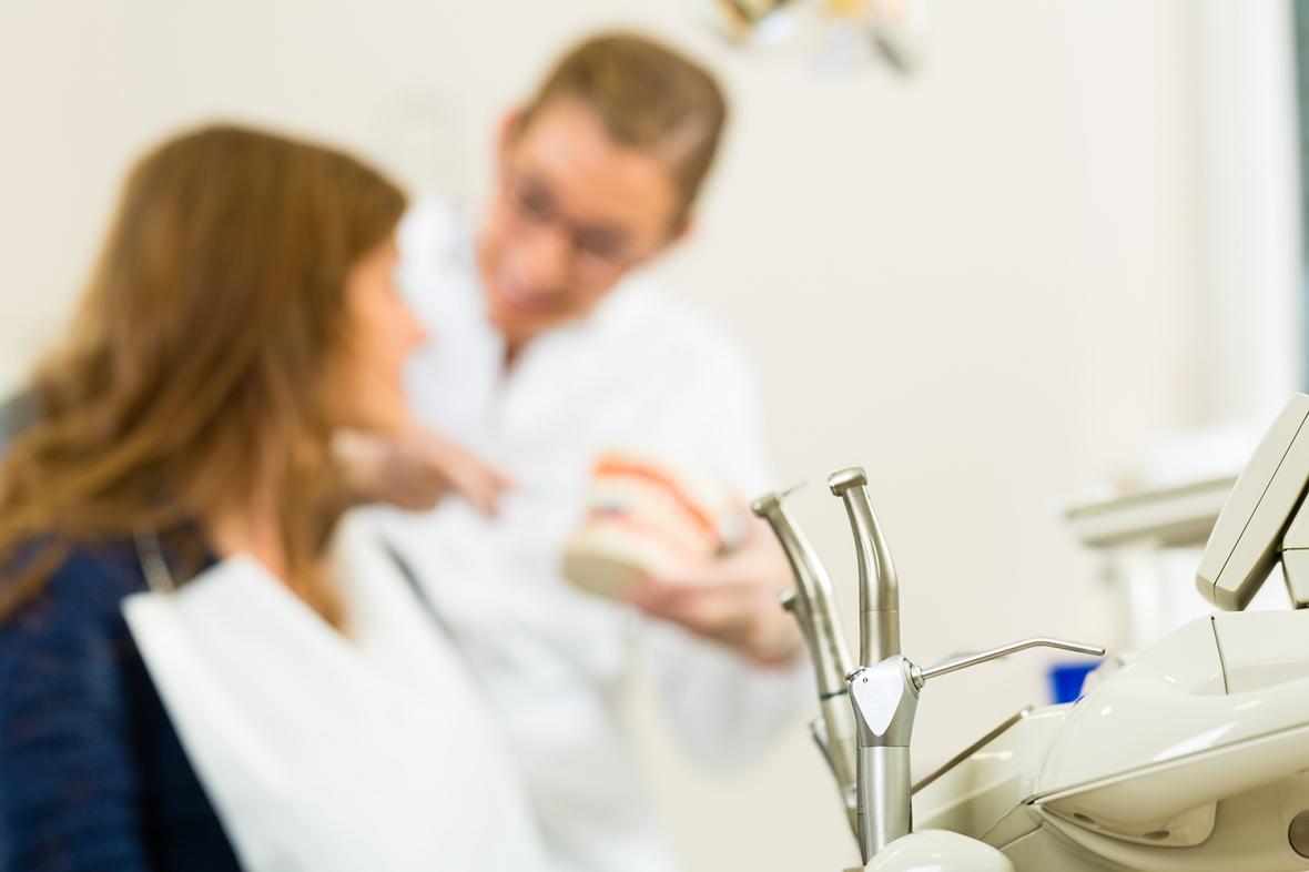 Dags att skärpa upp tandvården