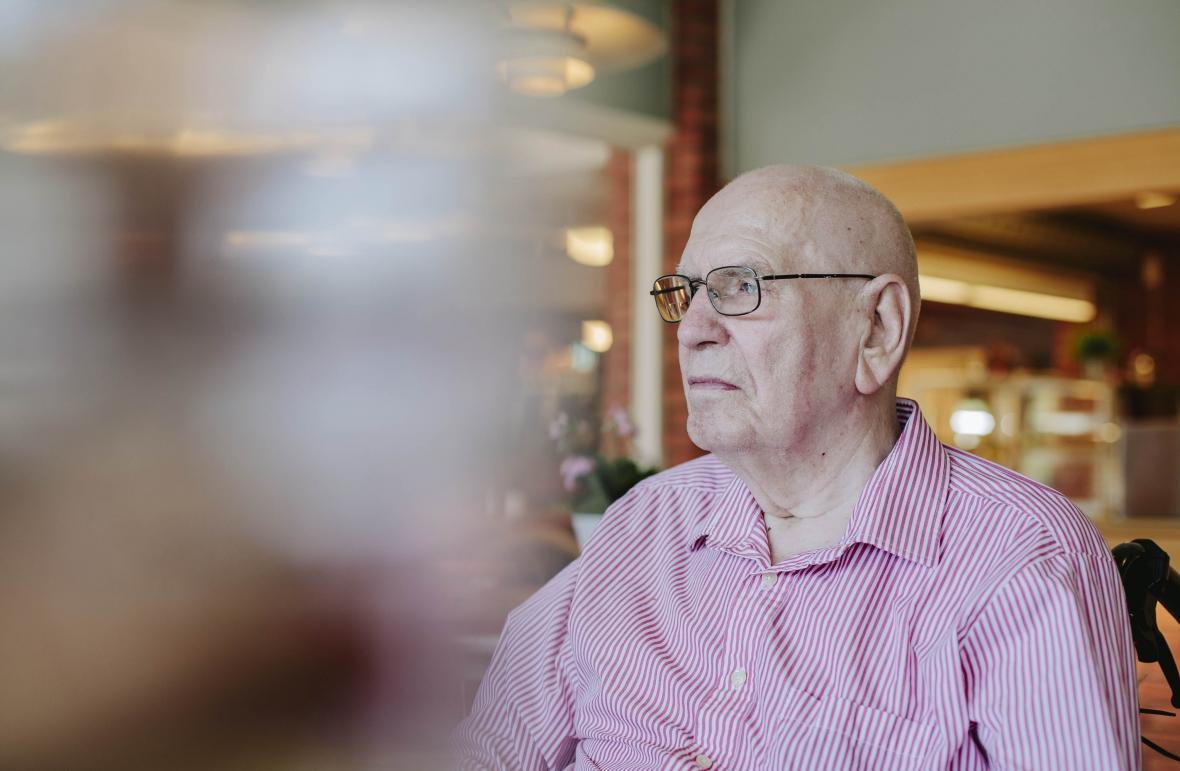 Implantatet gav Sven ett bättre liv