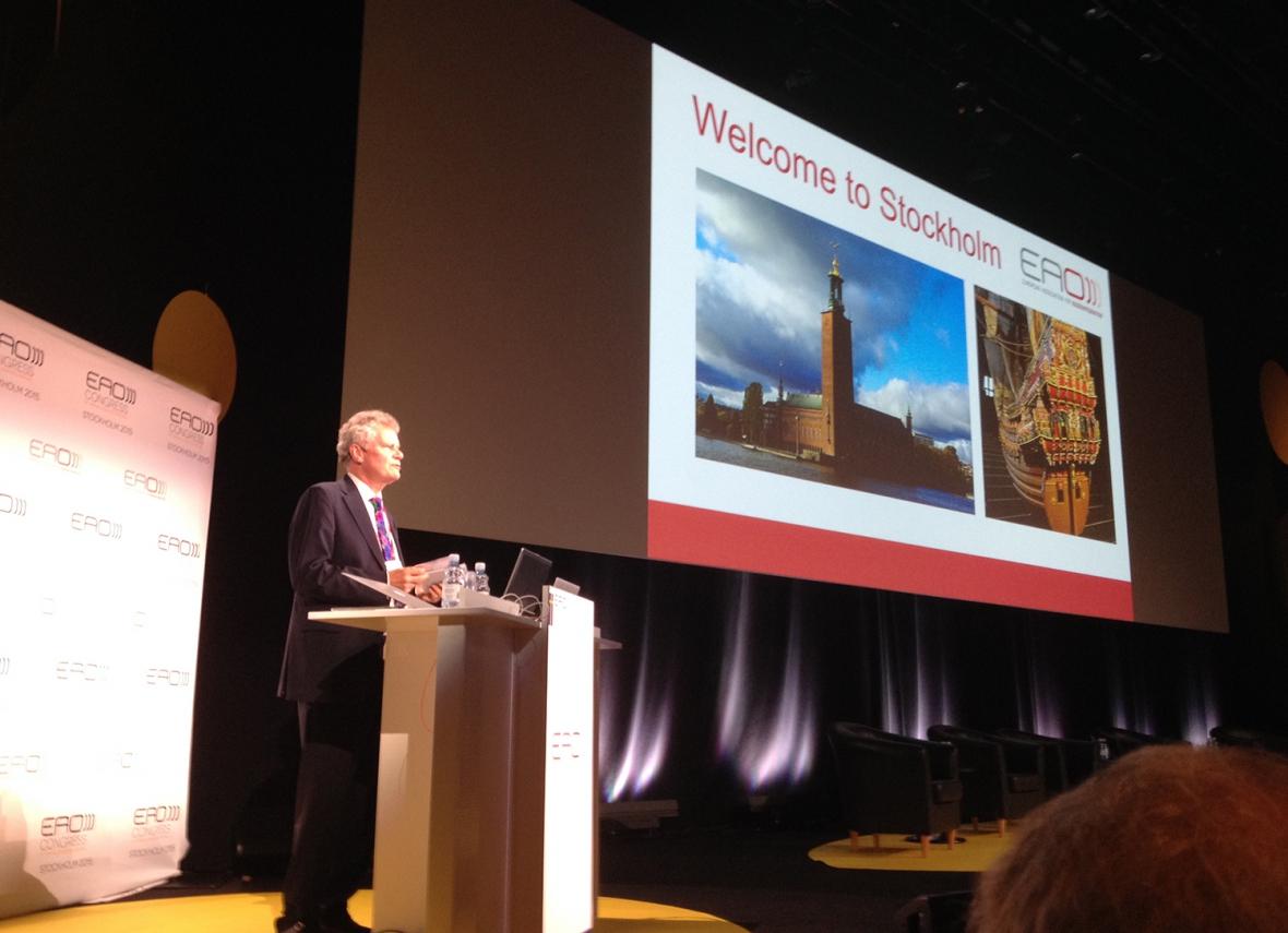 Internationell kongress i Stockholm hyllar Brånemark