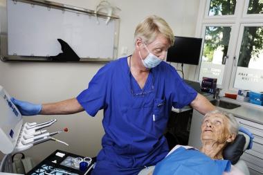 """""""Stort ansvar driva klinik med Per-Ingvars namn"""""""