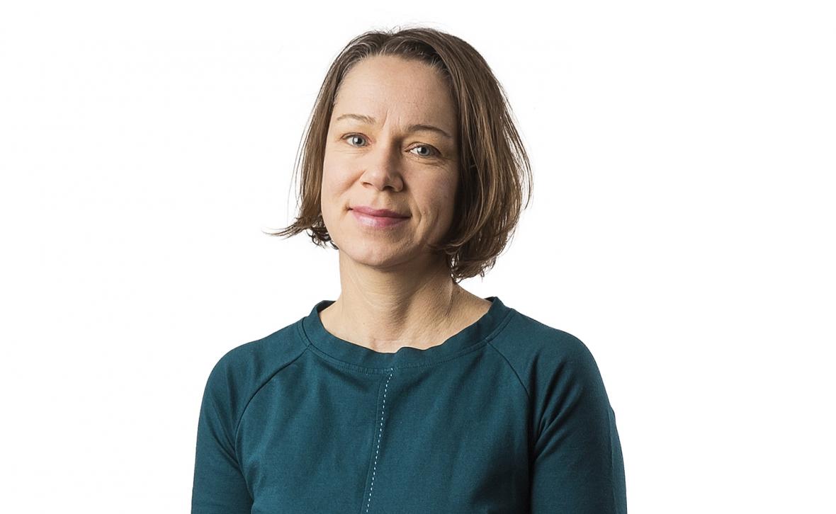 Hallå där, Karin Tideström…