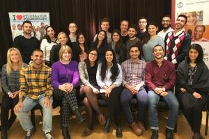 Tandläkarstudenterna planerar för framtiden