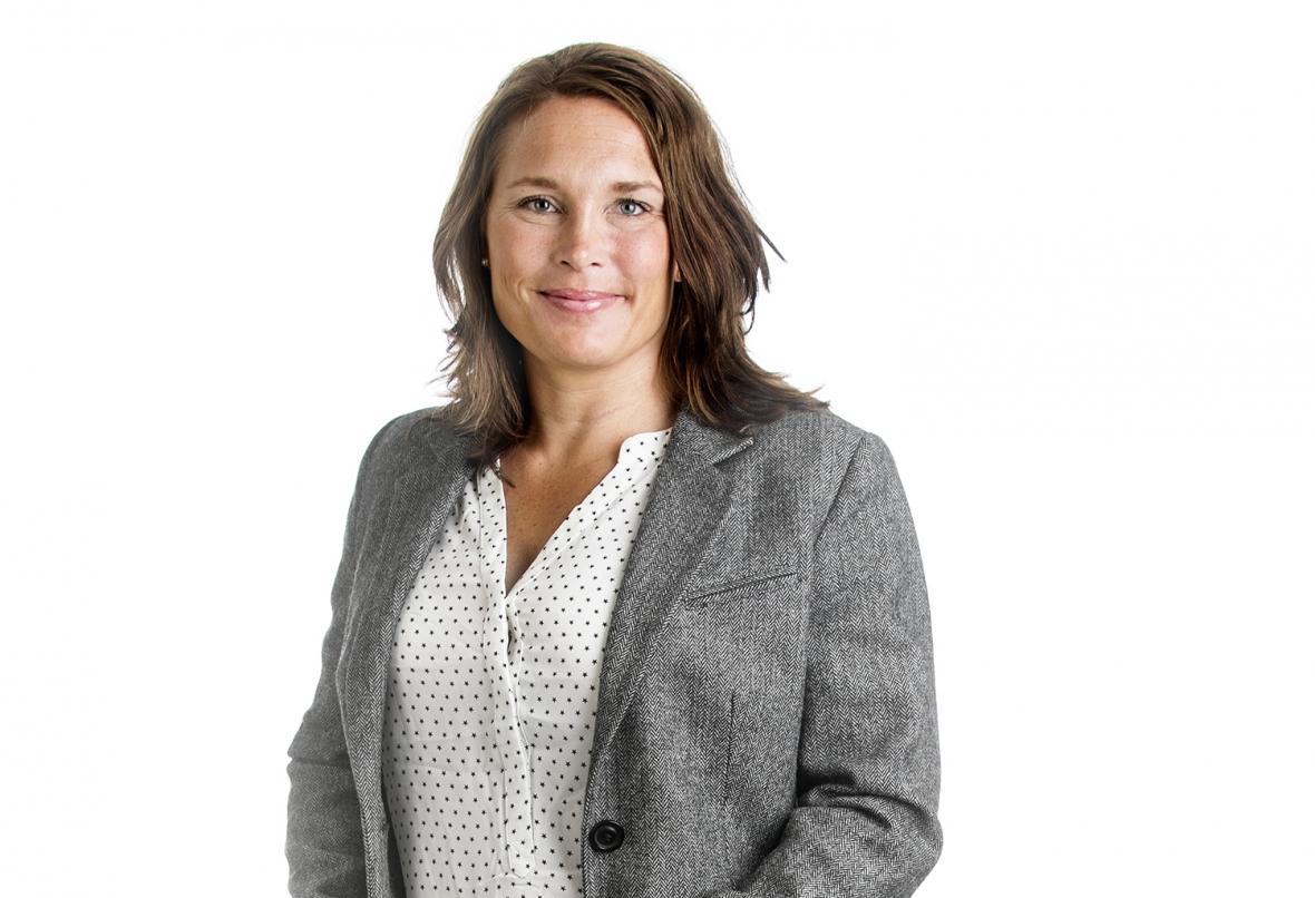 Anna Jinghede blir rättsodontolog