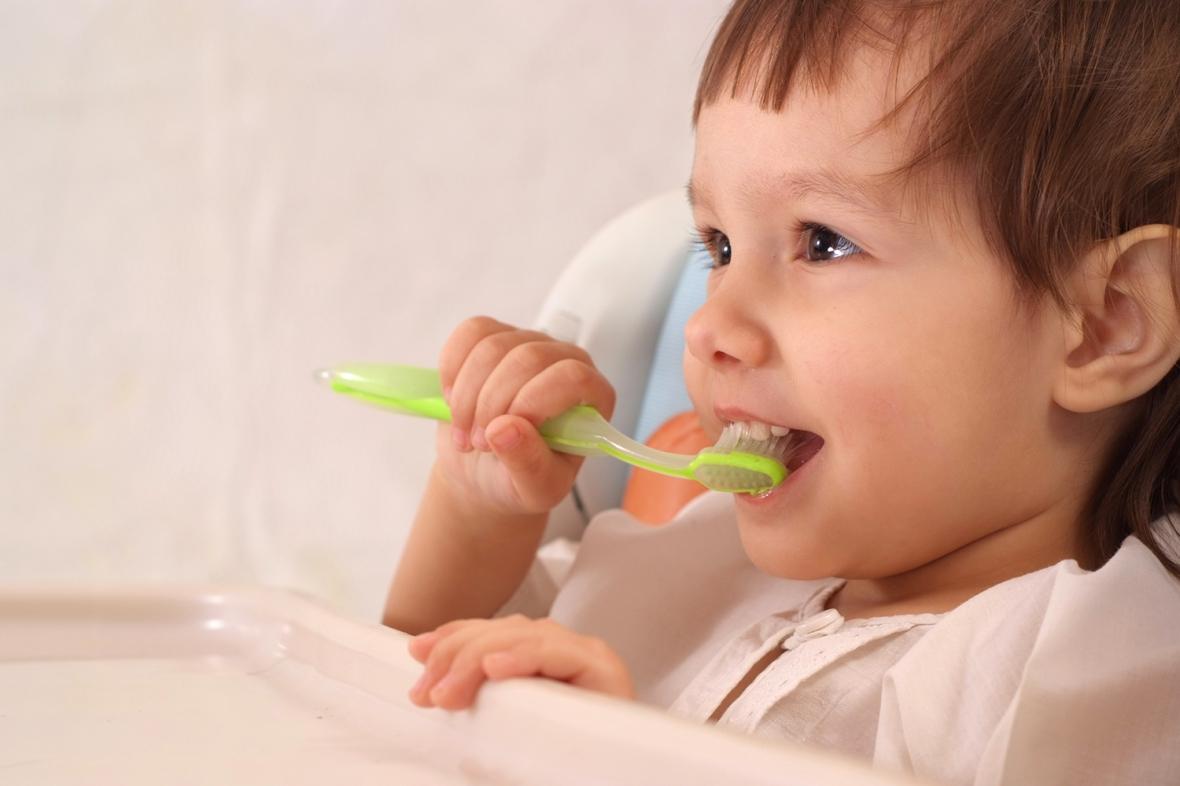 Tandkräm med fosfat bättre för barn