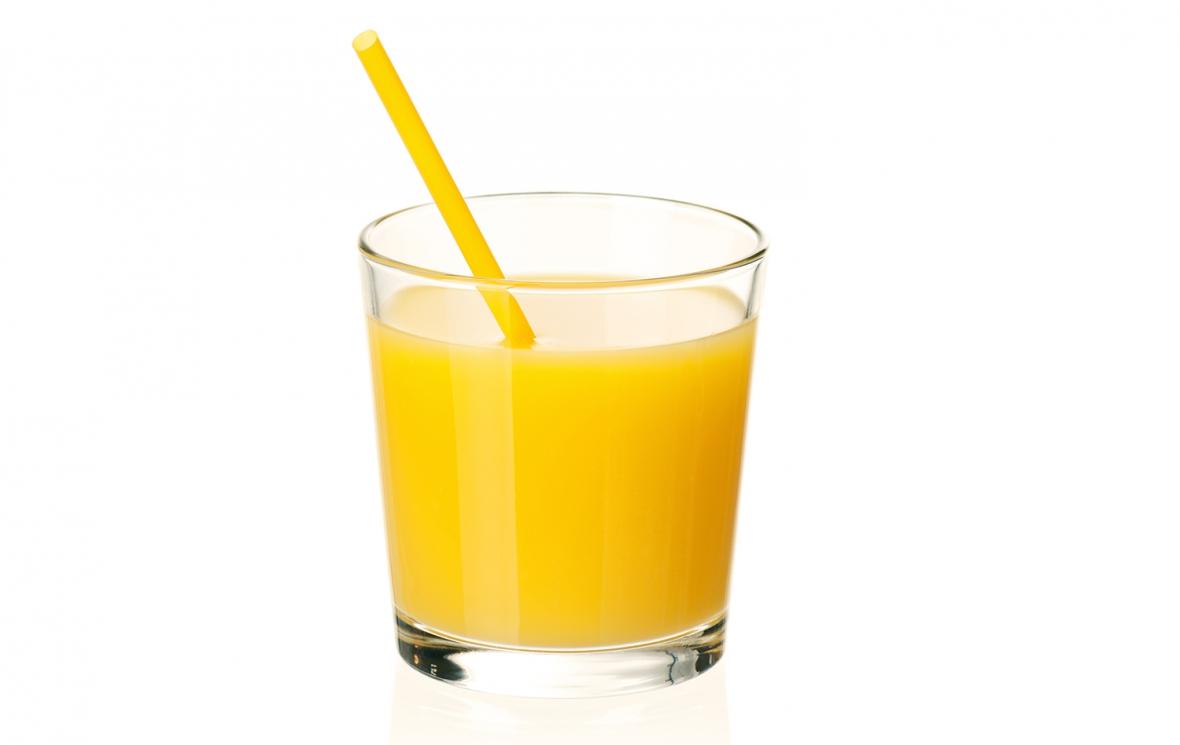 Juice ökar erosionsskadorna hos förskolebarn i Tyskland