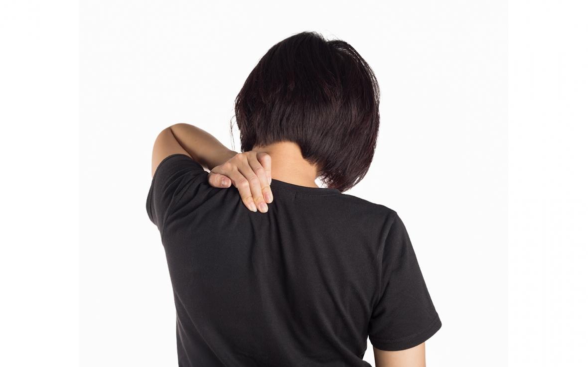 Många tandläkarstudenter har ont i nacke och rygg