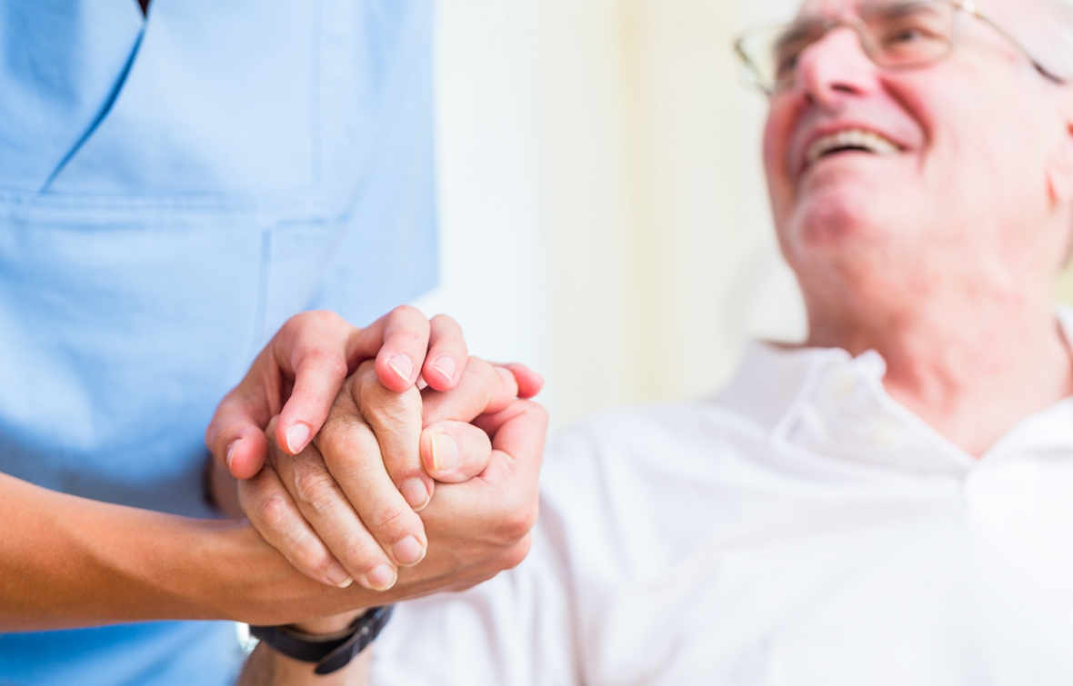 Tandvårdspersonal i äldreomsorgen kan rädda liv