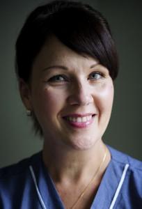 Karin Garming-Legert. Foto: Annika af Klercker