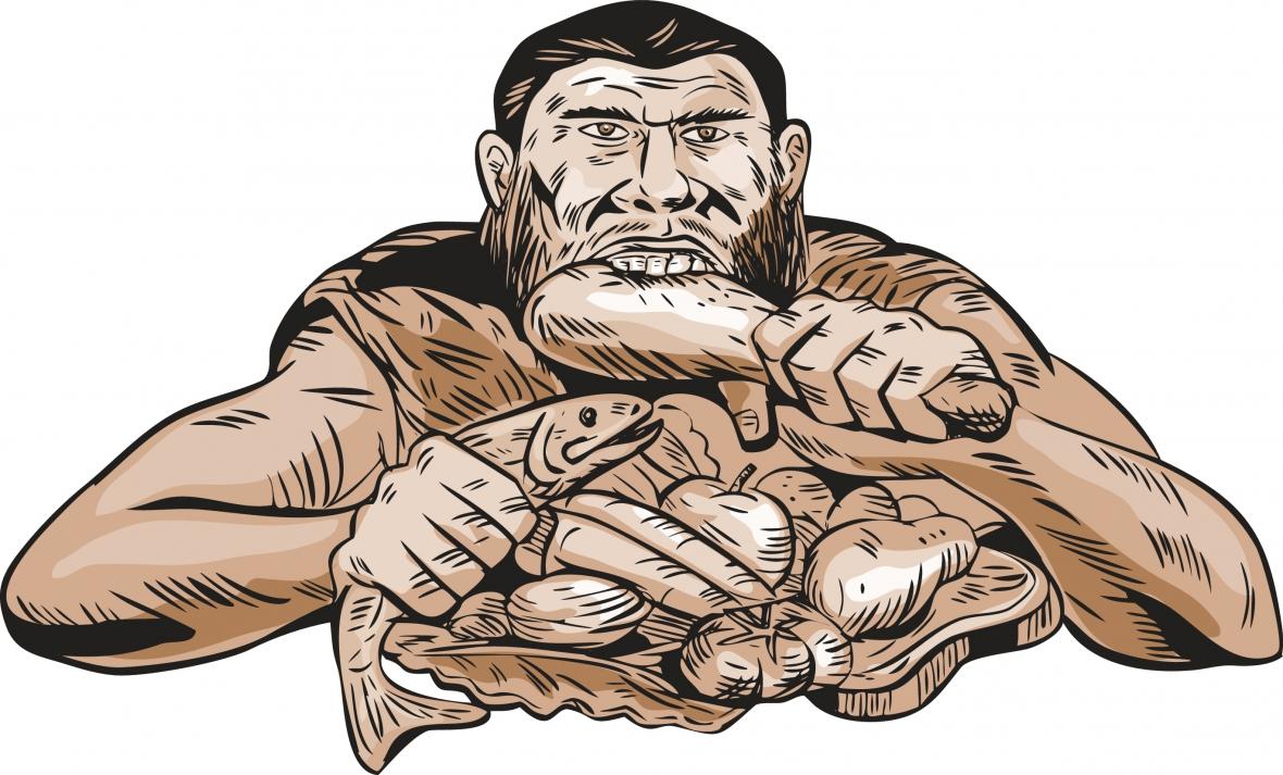 Neandertalares tandsten visar hur de mådde