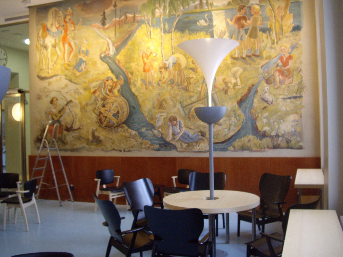 Eastmaninstitutets renovering lovordas