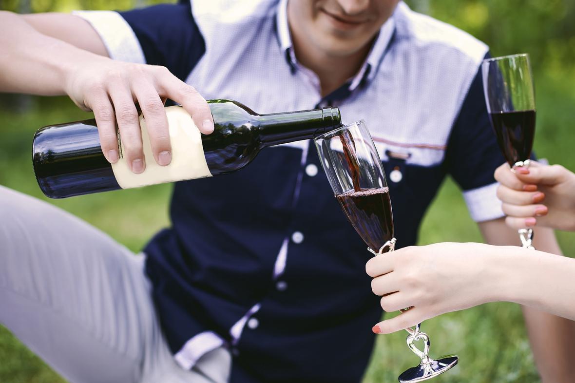 Daglig alkohol kan öka risken för parodontit