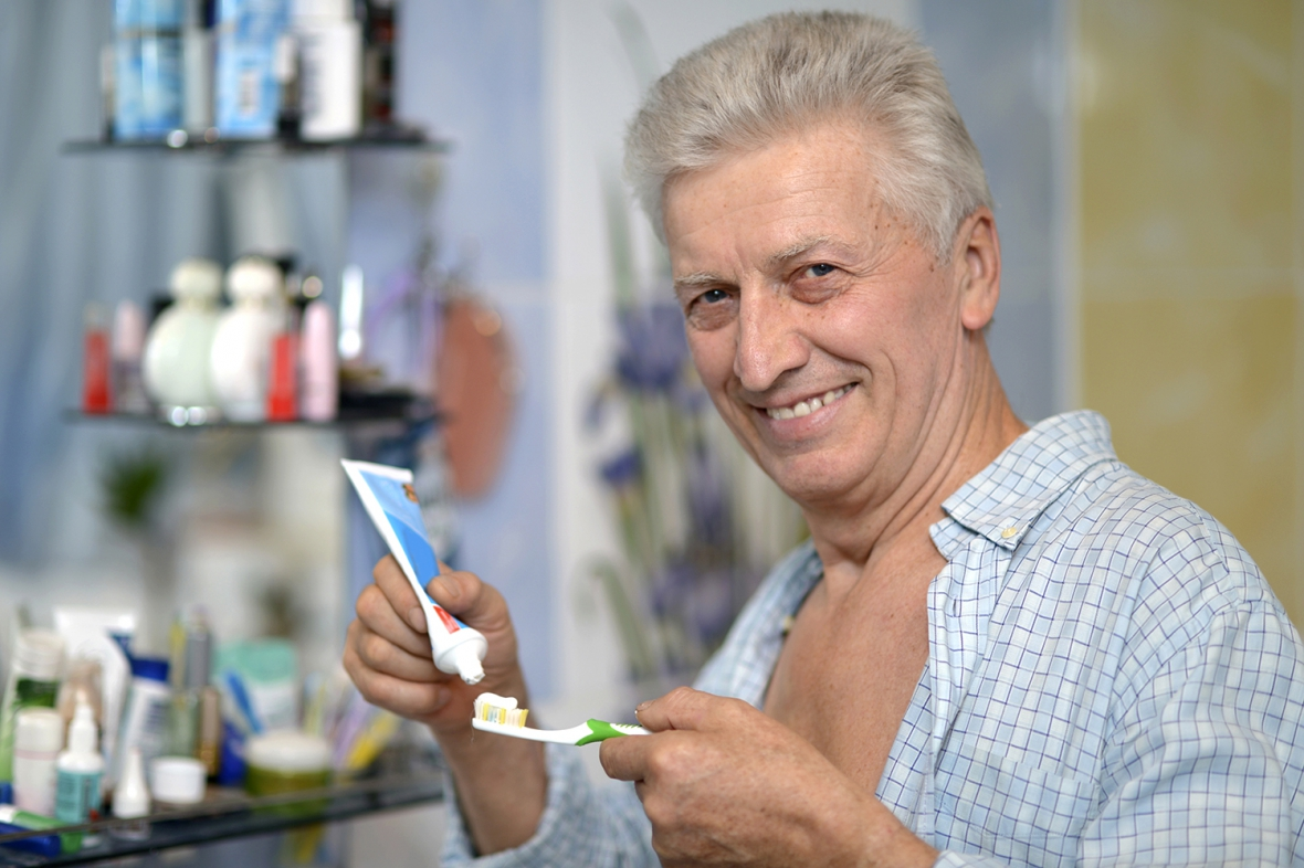Regelbundna tandläkarbesök ger bibehållen oral livskvalitet