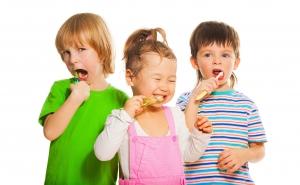 Tandhälsan ojämlik redan hos små barn