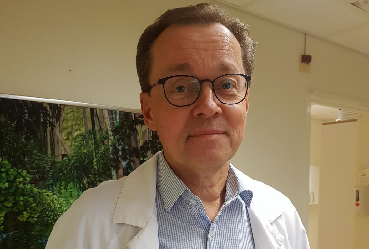 Första specialisten i orofacial medicin klar