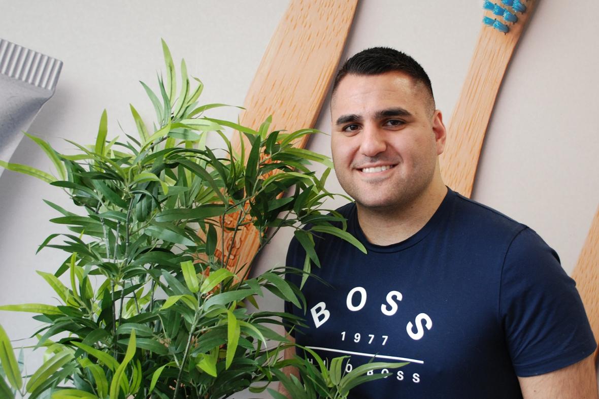 Tandläkare är årets unga företagare