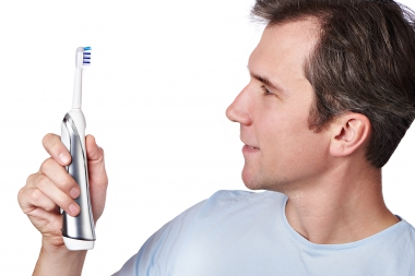 När tandborsten blir intelligent