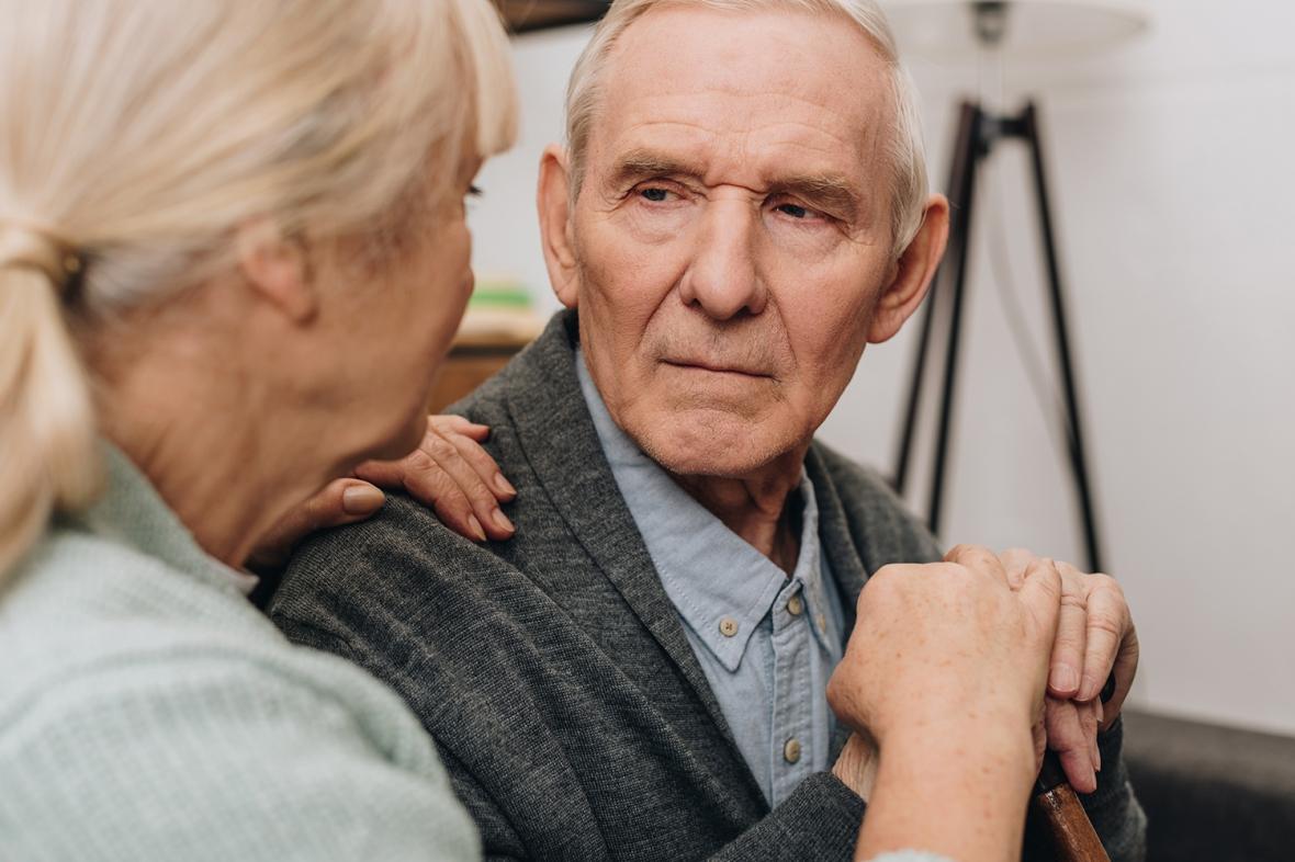 Så bemöter du bäst patienter med demens