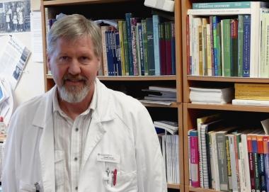 Torgny Alstad belönas med etikpris för tandläkare