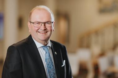 Ny ordförande i Statens medicinsk-etiska råd