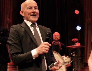 Erik Tullsten vinner pris