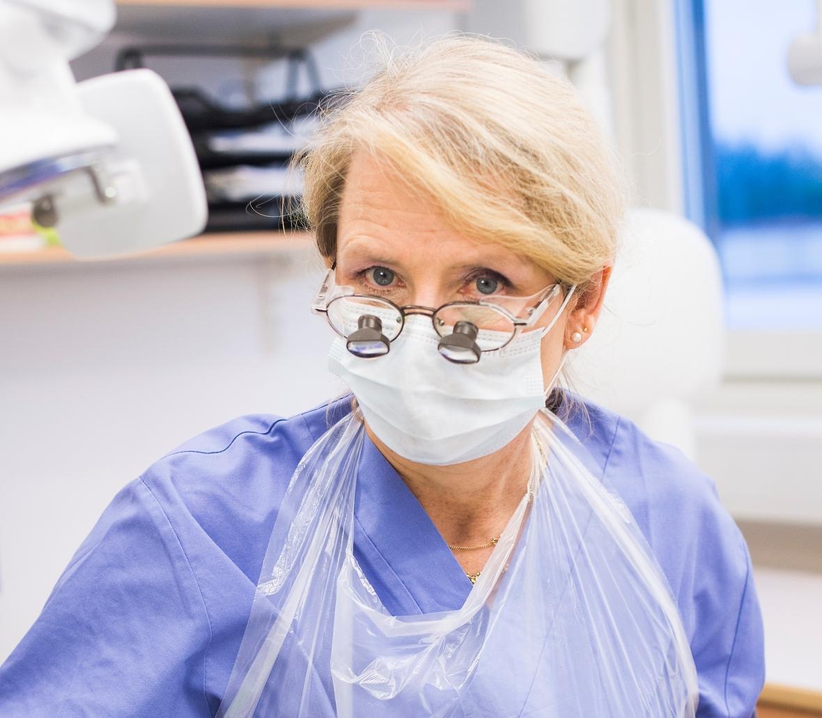 Många nya specialister i orofacial medicin