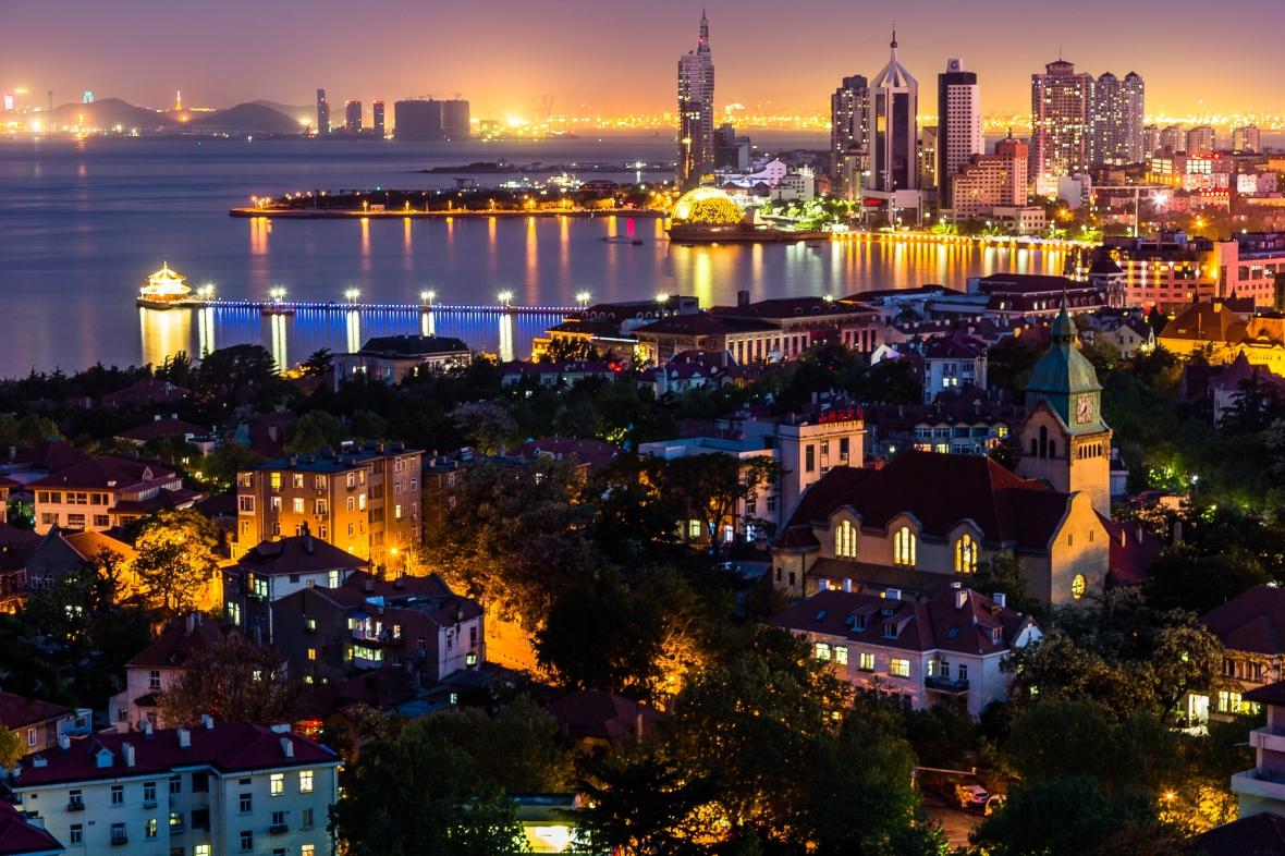 Jönköping samarbetar med Qingdao