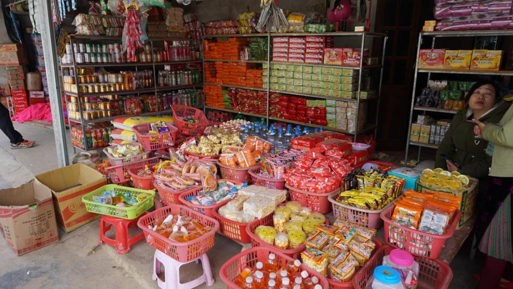 Butik i Ha Giang